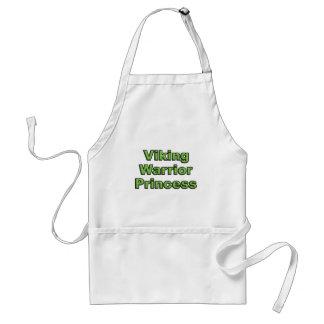 Viking Warrior Princess Standard Apron