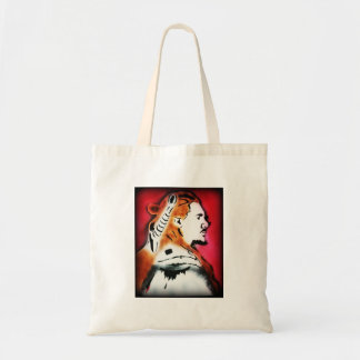 Viking Warrior Tote Bag