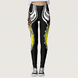 Viking Workout Yoga Leggings