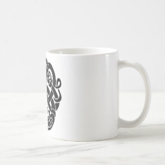 viking world serpent world eater Jormungandr Coffee Mug