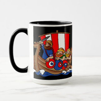 Viking* World Tour Mug       Roliga Viking mugg