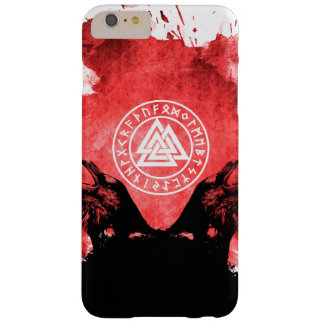 Viking's Blood Valknut Barely There iPhone 6 Plus Case