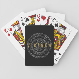 ☼VIKINGS – Fight with no fear☼ Playing Cards