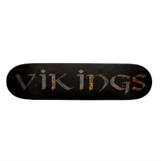 Vikings Skateboard