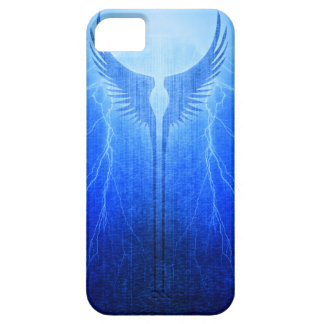 Vikings Valkyrie Wings of Protection Storm iPhone 5 Cover