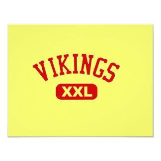 Vikings XXL Red Card