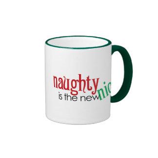 Vilain est le nouveau gentil mug à café