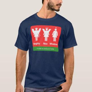 Vilain, Nice, quoi que - je ne suis pas aussi T-shirt