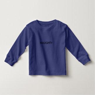 VILAIN ou GENTIL ? T-shirt Pour Les Tous Petits