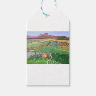 Villa in the Hill Gift Tags