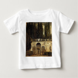 Villa Medici in Rome by Diego Velazquez Baby T-Shirt