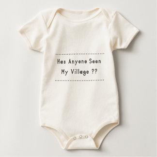 Village Baby Bodysuit