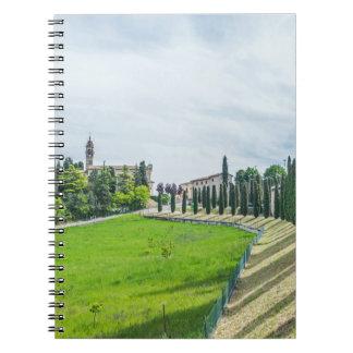 Village church notebook