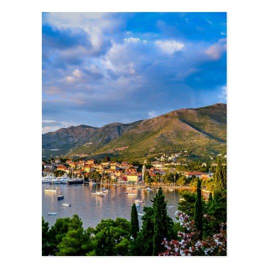Village ,Croatia,Europe Postcard