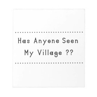 Village Notepad