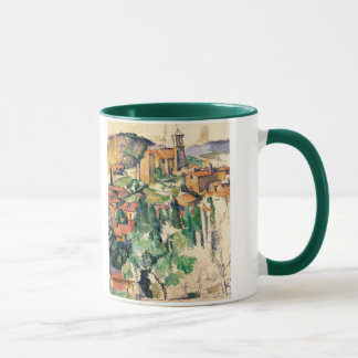 Village of Gardanne, Paul Cézanne Mug