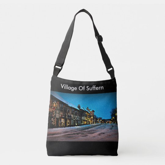 Village Of Suffern Crossover Bag