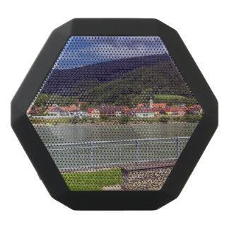 Village of Willendorf on the river Danube, Austria Black Bluetooth Speaker