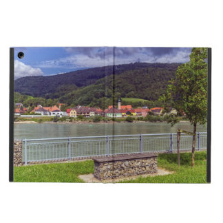 Village of Willendorf on the river Danube, Austria Cover For iPad Air