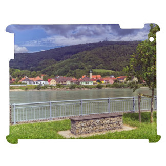Village of Willendorf on the river Danube, Austria Cover For The iPad
