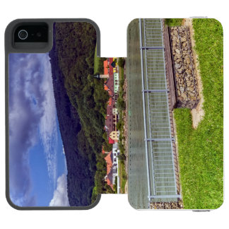 Village of Willendorf on the river Danube, Austria Incipio Watson™ iPhone 5 Wallet Case