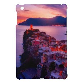 Village on River Landscape iPad Mini Case