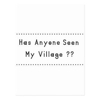 Village Postcard