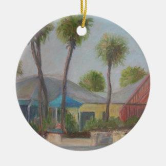 VILLAGE SHOPS OF FLAGLER BEACH Ornament