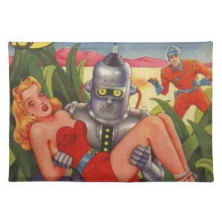 Villain Robot Placemat