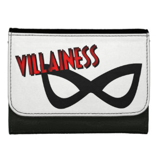 Villainess Women's Wallet