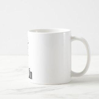 Villainy - The Baller's Reach Basic White Mug