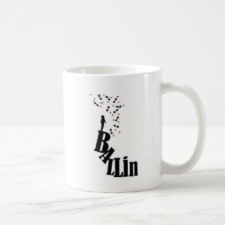 Villainy - The Baller's Reach Mug
