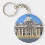 Ville du Vatican Porte-clé Rond