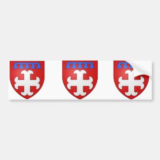 ville lux Bascharage, Luxembourg Bumper Sticker