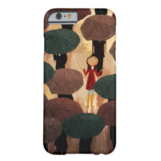 Ville sous la pluie par Nidhi Chanani Coque iPhone 6 Barely There