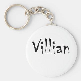 Villian Keychains