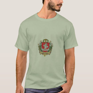 Vilnius Coat of Arms T-shirt
