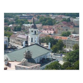 Vilnius Postcard