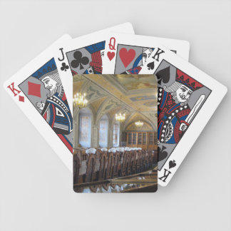 Vilnius University Library - LITHUANIA --- Bicycle Playing Cards