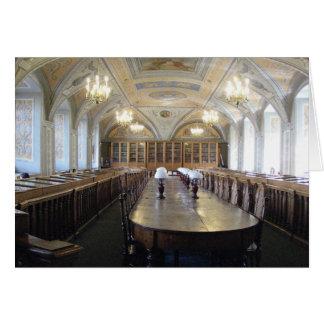 Vilnius University Library - LITHUANIA Card