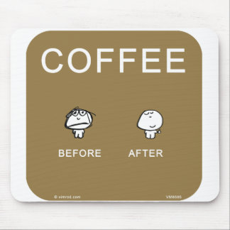 vimrod coffee addict mouse pad