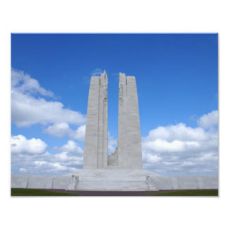 Vimy Ridge War Memorial Photo Print