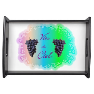 Vin du Ciel Serving Tray