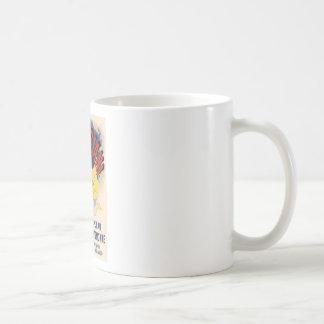 Vin Mariani Classic White Coffee Mug