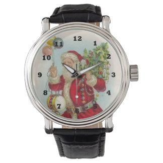 Vinate Santa Holiday fun watch