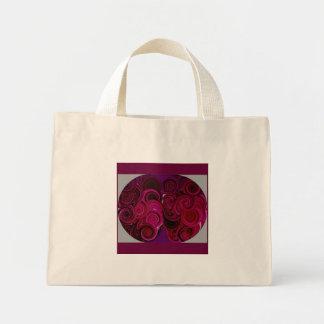Vinca Nirvana Mini Tote Bag