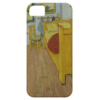 Vincen Van Gogh - Bedroom in Arles Painting iPhone 5 Cover