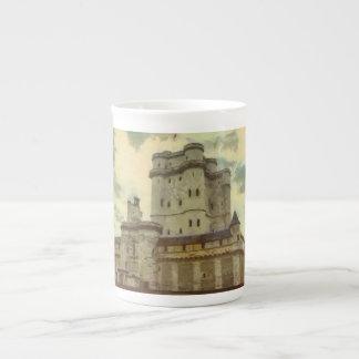 Vincennes castle, Paris painting Tea Cup