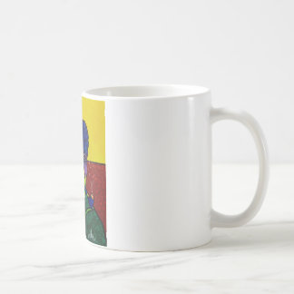 Vincent by Nicholas Classic White Coffee Mug
