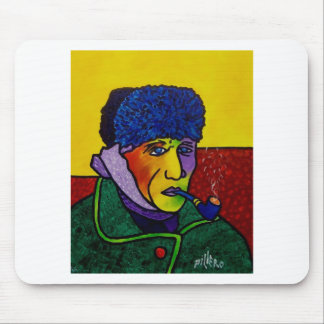 Vincent by Nicholas Mouse Pad